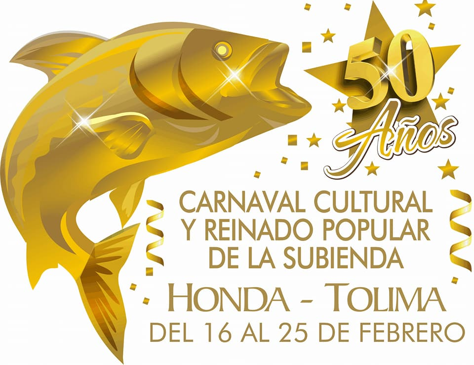 Carnaval y reinado popular de la subienda 2018