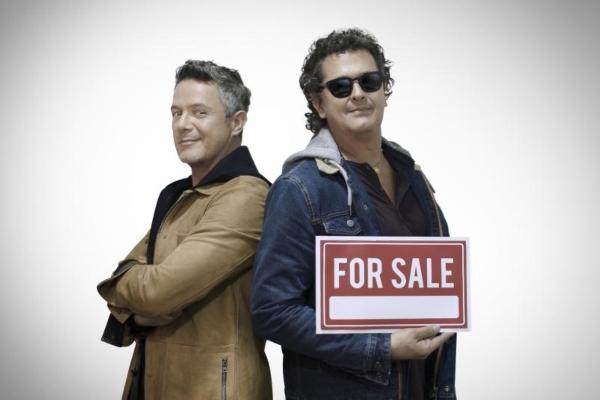 «For sale», el nuevo sencillo de Carlos Vives junto a Alejandro Sanz