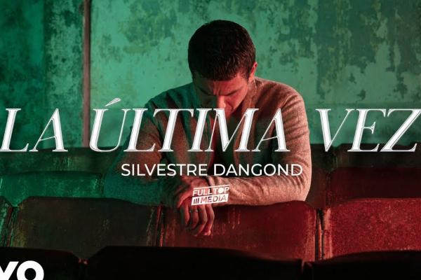 Silvestre Dangond presenta video de 'La Última Vez'
